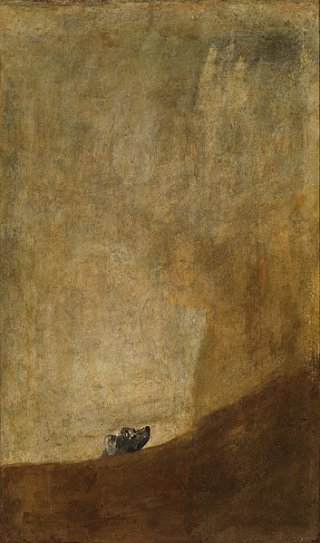 Goya_Dog_1820-23
